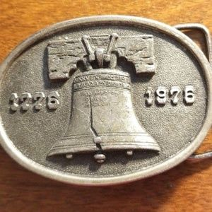 Other - Liberty Bell Belt Buckle 1975 Bergamot Brass Works